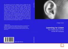 Learning to Listen kitap kapağı