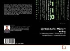 Semiconductor Memory Testing kitap kapağı