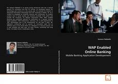 Bookcover of WAP Enabled Online Banking