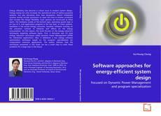 Capa do livro de Software approaches for energy-efficient system design