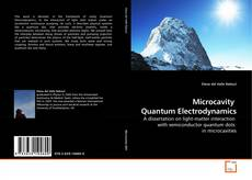 Bookcover of Microcavity  Quantum Electrodynamics