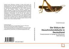 Buchcover von Der Diskurs der Heuschreckendebatte in Deutschland
