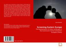 Обложка Screening Eastern Europe