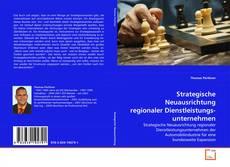 Portada del libro de Strategische Neuausrichtung regionaler Dienstleistungsunternehmen