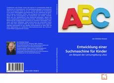 Buchcover von Entwicklung einer Suchmaschine für Kinder
