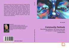 Bookcover of Community Festivals