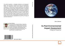 Bookcover of Ex Post Environmental Impact Assessment