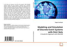 Capa do livro de Modeling and Simulation of Discrete Event Systems with Petri Nets