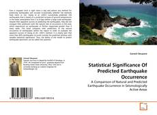 Обложка Statistical Significance Of Predicted Earthquake Occurrence