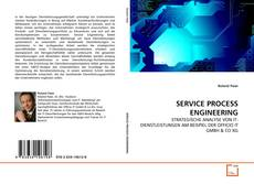 SERVICE PROCESS ENGINEERING的封面