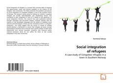 Borítókép a  Social integration of refugees - hoz