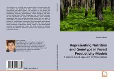 Bookcover of Representing Nutrition and Genotype in Forest Productivity Models