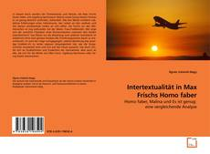 Bookcover of Intertextualität in Max Frischs Homo faber