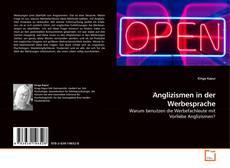 Buchcover von Anglizismen in der Werbesprache