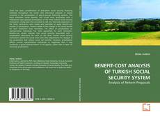 Обложка BENEFIT-COST ANALYSIS OF TURKISH SOCIAL SECURITY SYSTEM