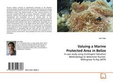 Обложка Valuing a Marine Protected Area in Belize
