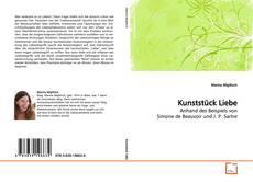 Capa do livro de Kunststück Liebe