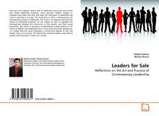 Couverture de Leaders for Sale