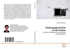 Buchcover von Siedlungsgeschichte an der Pulkau