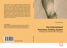 The International Emissions Trading System kitap kapağı