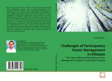 Copertina di Challenges of Participatory Forest Management in Ethiopia