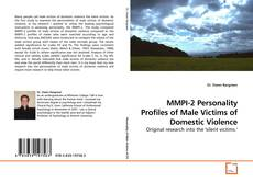Portada del libro de MMPI-2 Personality Profiles of Male Victims of Domestic Violence