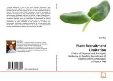 Bookcover of Plant Recruitment Limitation