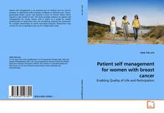 Обложка Patient self management for women with breast cancer