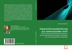 Capa do livro de Organisationsoptimierung aus interkultureller Sicht