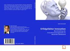 Bookcover of Erfolgsfaktor Innovation