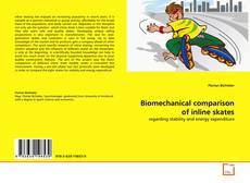 Capa do livro de Biomechanical comparison of inline skates