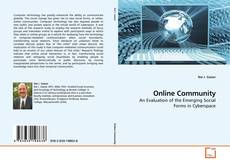 Bookcover of Online Community