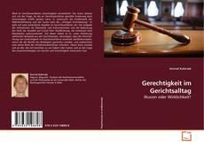 Bookcover of Gerechtigkeit im Gerichtsalltag
