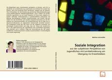 Bookcover of Soziale Integration
