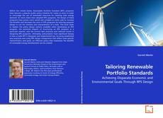 Bookcover of Tailoring Renewable Portfolio Standards