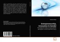 Обложка Entrepreneurship, Innovation