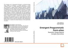 Bookcover of Emergent Programmatic Form-ation