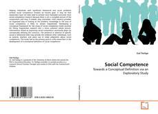 Couverture de Social Competence