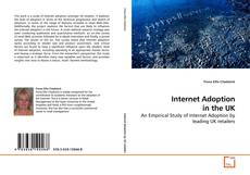 Buchcover von Internet Adoption in the UK