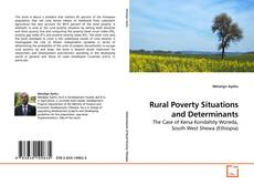 Capa do livro de Rural Poverty Situations and Determinants