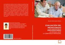 EVALUACIÓN DEL PROFESORADO UNIVERSITARIO kitap kapağı