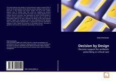 Capa do livro de Decision by Design