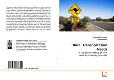 Portada del libro de Rural Transportation Needs