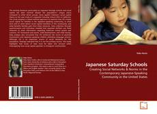 Bookcover of Japanese Saturday Schools