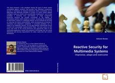 Buchcover von Reactive Security for Multimedia Systems