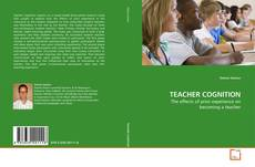 Bookcover of TEACHER COGNITION