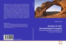 Bookcover of Quality of Life: Nomadological Insights