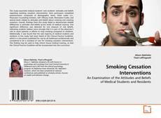 Capa do livro de Smoking Cessation Interventions
