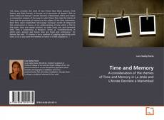 Bookcover of Time and Memory