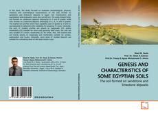 Обложка GENESIS AND CHARACTERISTICS OF SOME EGYPTIAN SOILS